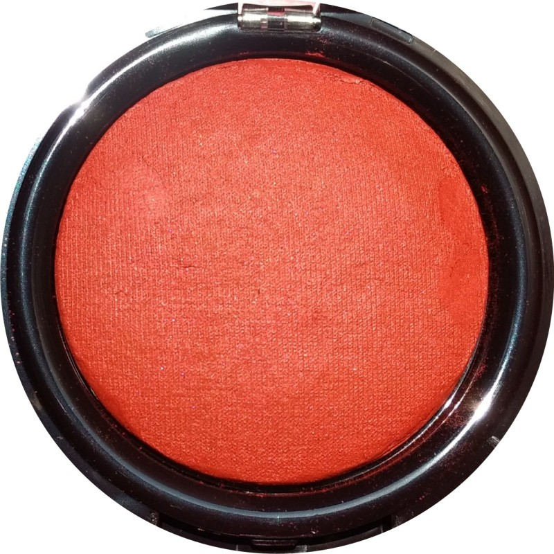 Silky Soft Cream blusher and hightlight(scarlet red)