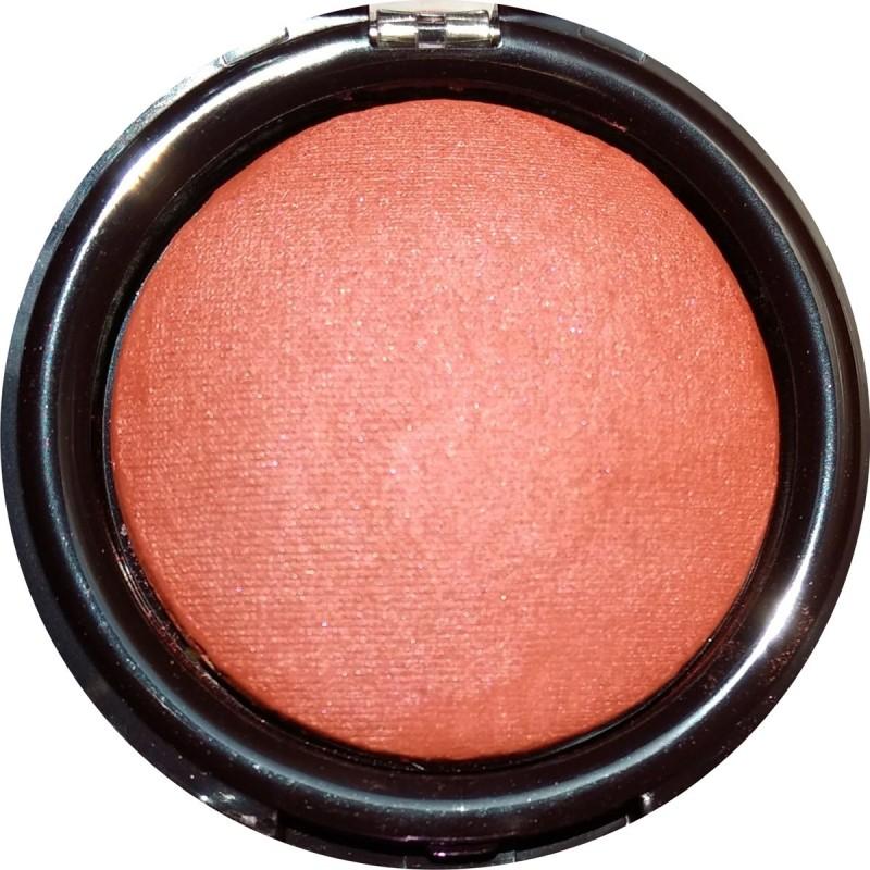 Silky Soft Cream blusher and hightlight(rusty peach)