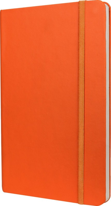 Abstract Collection A5 Notebook(2018, Orange)