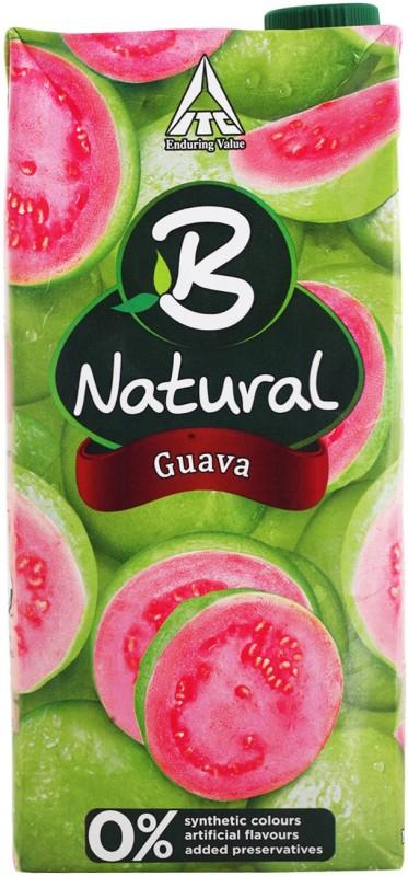 B Natural Guava 1 L