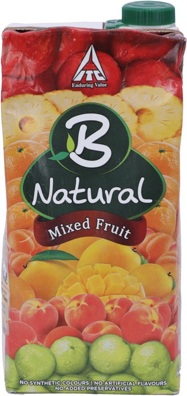 B Natural Mixed Fruit 1 L