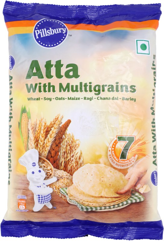 Pillsbury Atta with Multigrains(1 kg)