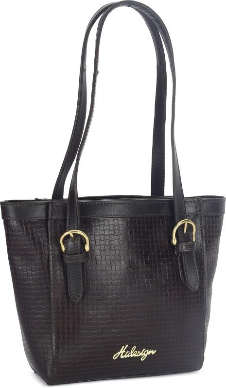 Hidesign Women Brown Hand-held Bag