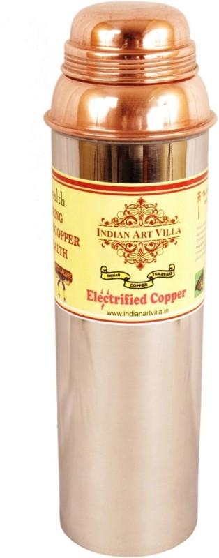 IndianArtVilla Iav-C-5-101d 850 ml Bottle(Pack of 1, Silver)