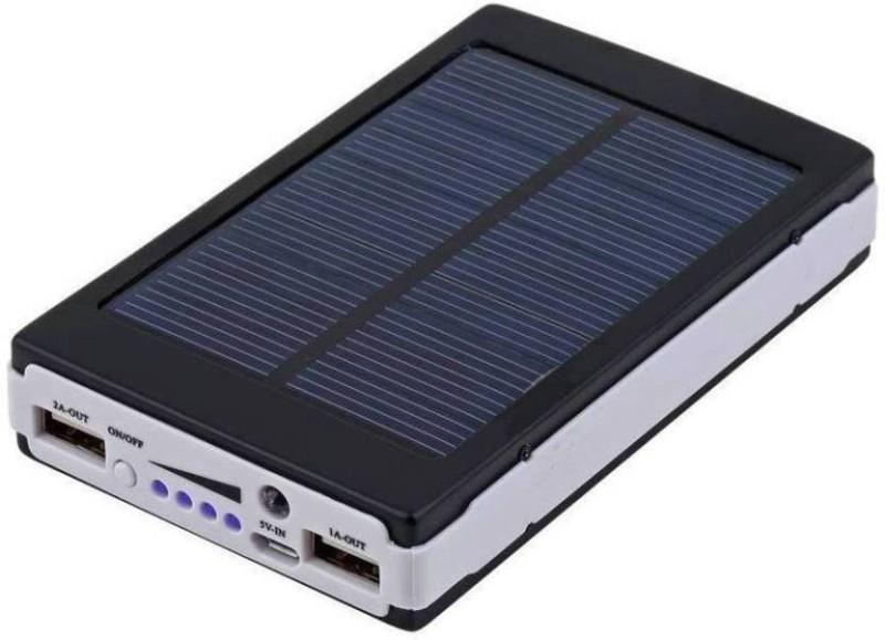 Maxim 15000 mAh Power Bank (SBLK15000mah001, SOLARBLACK15000MAH)(Black, Lithium-ion)
