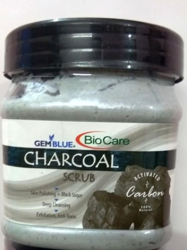 Biocare CHARCOAL SCRUB Scrub(500 ml)