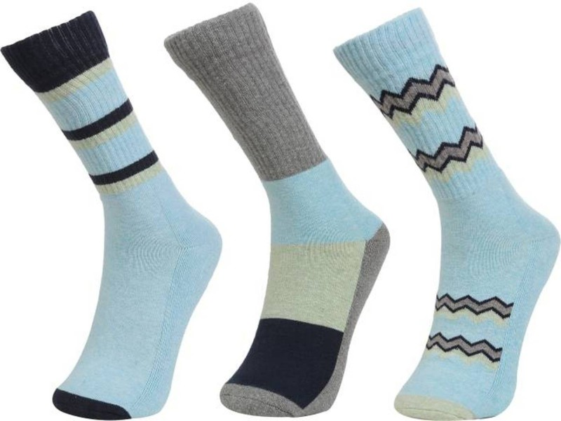 Levis Men Crew Length Socks(Pack of 3)
