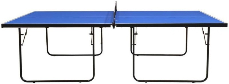 Kalia Recreations Rollaway Indoor Table Tennis Table(Blue)