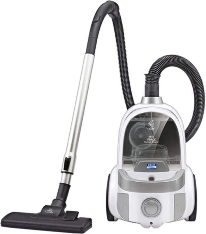 Kent KSL-160 Dry Vacuum Cleaner(White, Silver)