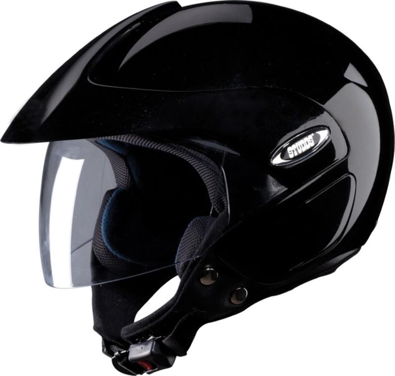 Studds MARSHAL Motorbike Helmet(Black)