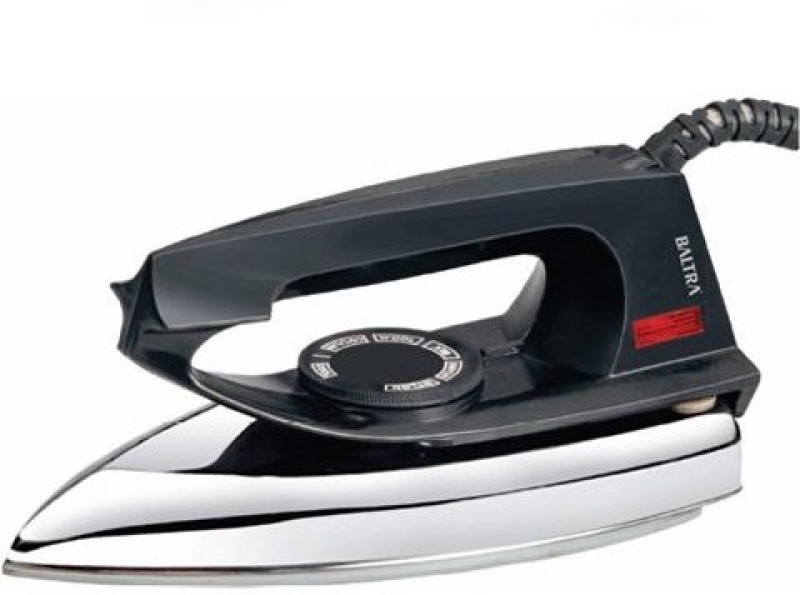 Baltra BTI-116 Dry Iron(Steel, Black)