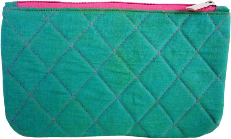 auk Women's Money Purse Coin Purse(Green)