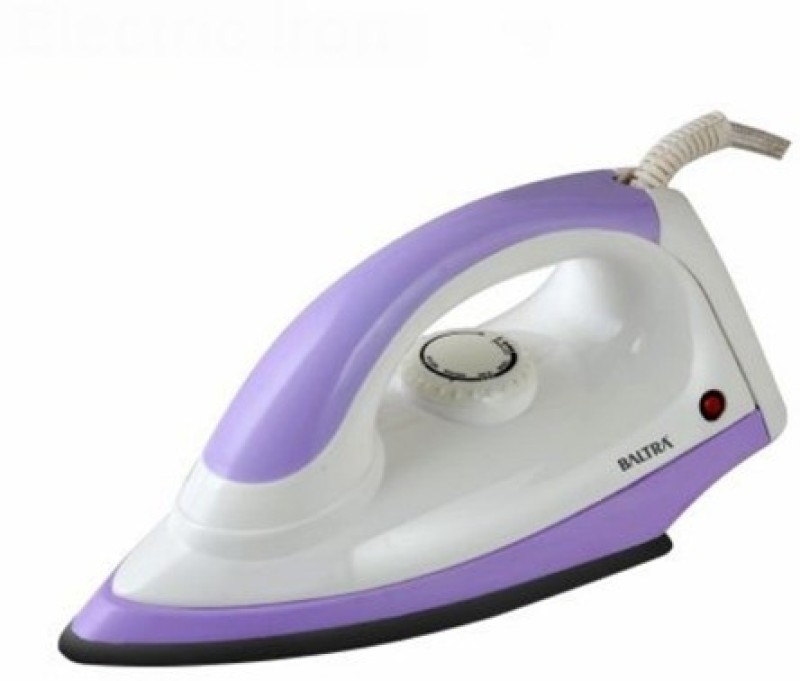 Baltra BTI-114 Smooth+ Dry Iron(White)