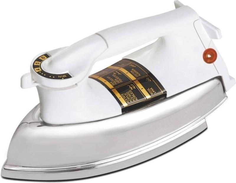 Baltra BTI 124 DURO Dry Iron(Steel, White)
