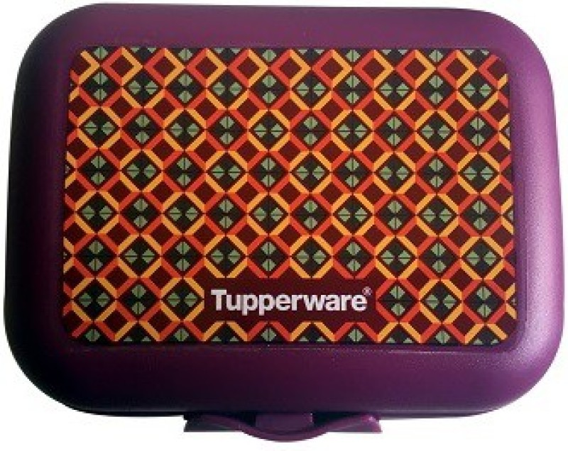 Tupperware oyster printed small 1 Containers Lunch Box(300 ml)