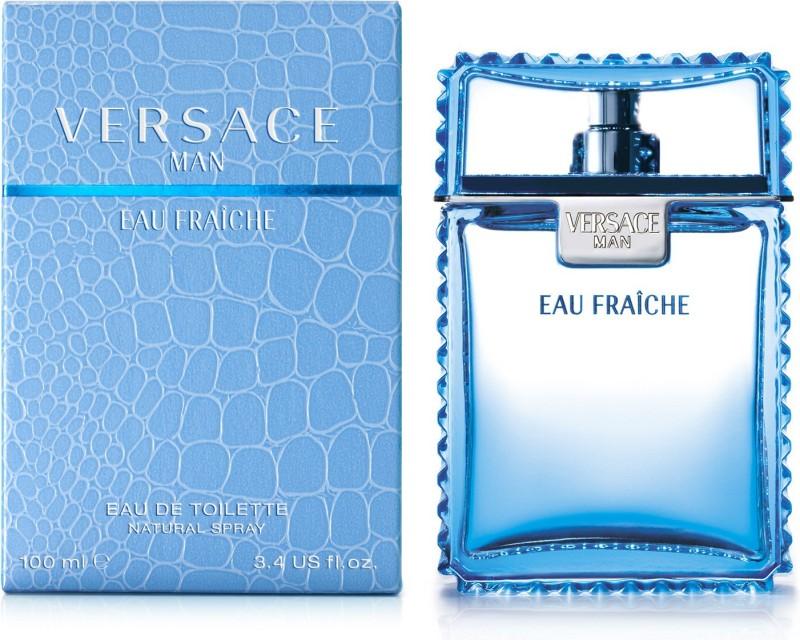 Versace MAN Eau Fraiche - 100 ml(For Men)