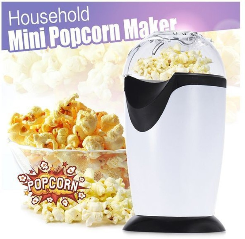 High coin Popcorn Maker HC01 3 L Popcorn Maker(White)