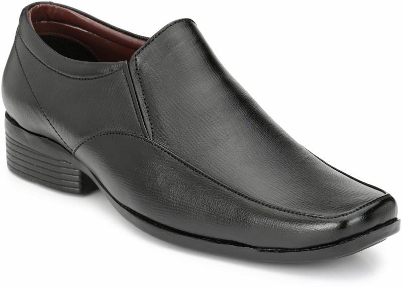 Fentacia Slip On For Men(Black)