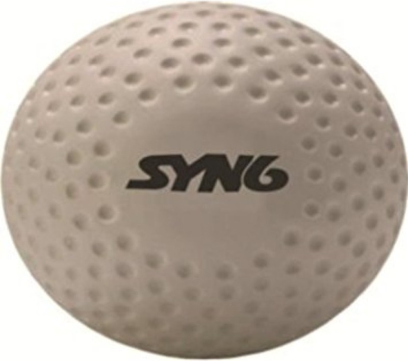 Syn6 Hockey ball (traning)- Size Standard Hockey Ball(Pack of 1, Multicolor)