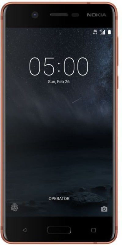 Nokia 5 (Copper, 16 GB)(3 GB RAM) image