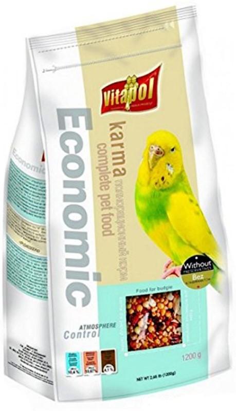 Pet Centre Bird Food Nuts 1200 g Dry Bird Food