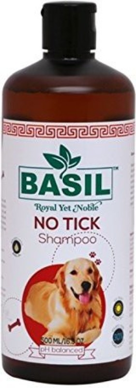 BASIL Flea and Tick BASIL Dog Shampoo(500 ml)