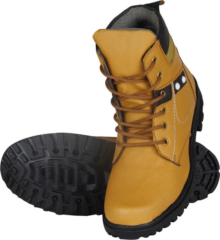 Rimoni Boots(Tan)