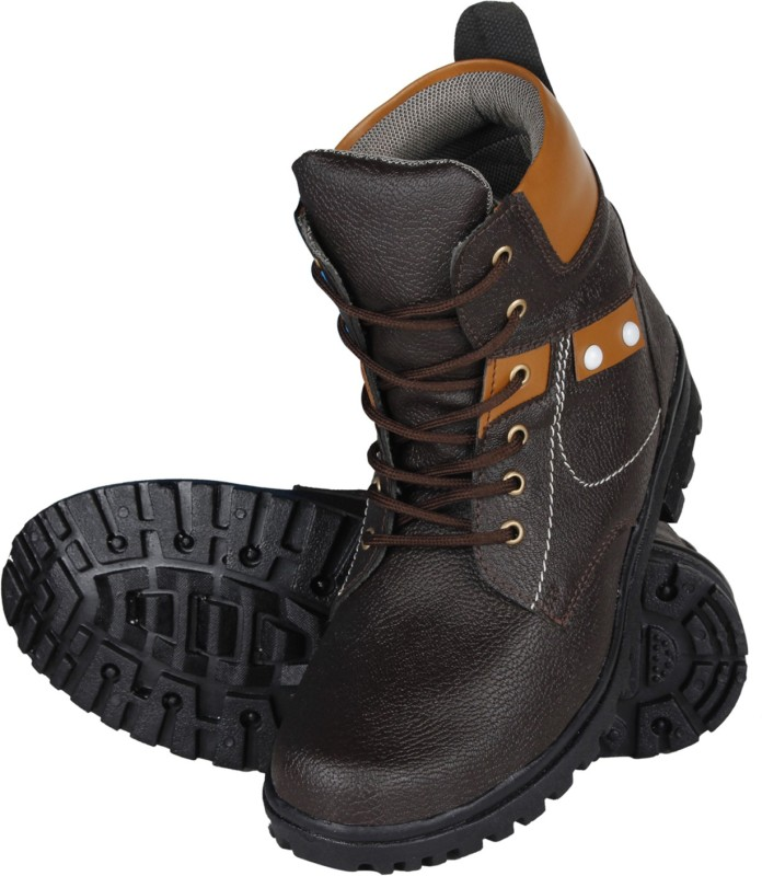 Rimoni Boots(Brown)