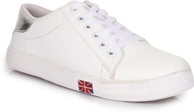 Style Panda Sneakers For Women(White)