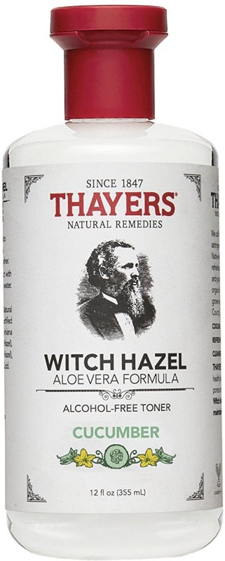 Thayers Thayer Cucumber Witch Hazel With Aloe Vera 12 Oz(354 ml)