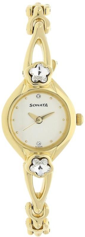 Sonata NG8065YM01 Women's Watch image