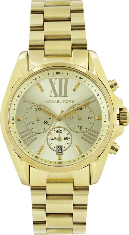 Michael Kors MK5605I BRADSHAW Watch - For Women