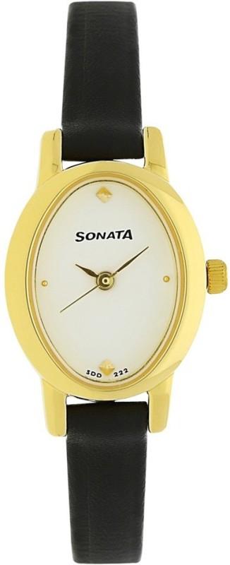 Sonata 8100YL01C Women's Watch image