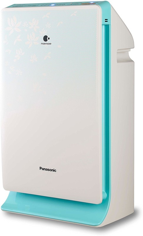 Panasonic F-PXM55AAD Portable Room Air Purifier(White, Blue)