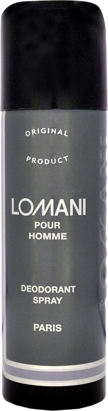 Lomani HOMME Body Spray - For Men(200 ml)