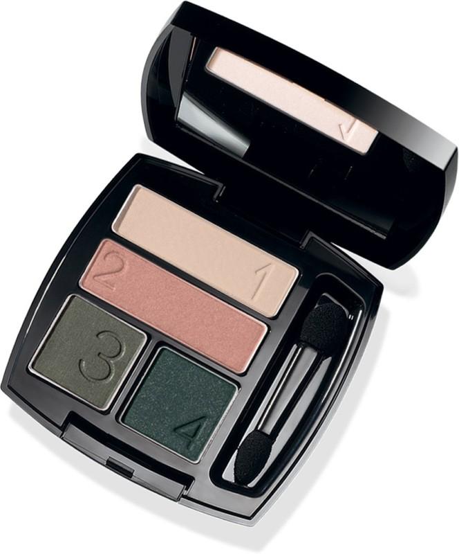 Avon True Color Eyeshadow Quad (IN) - Emerald Cut 5 g(Emerald Cut)