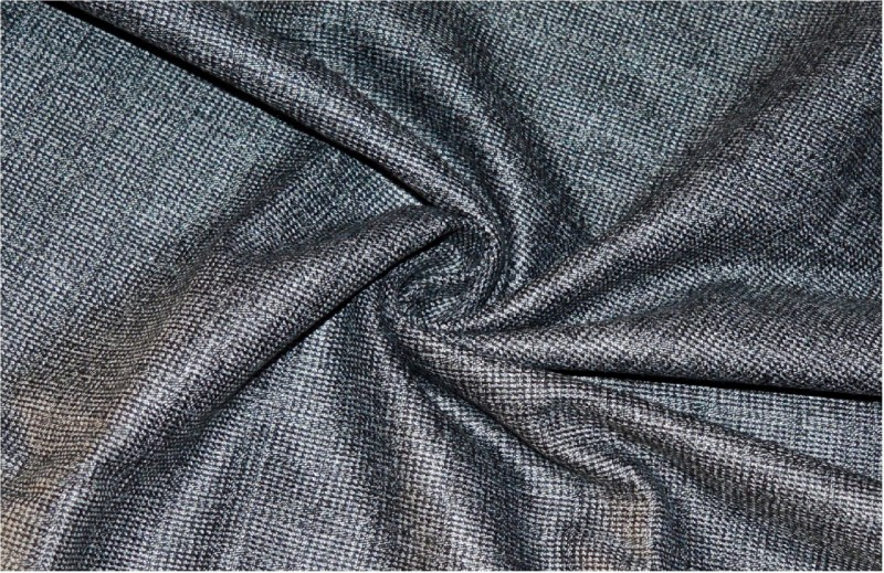 V WALKERS Cotton Polyester Blend Self Design Trouser Fabric(Un-stitched)