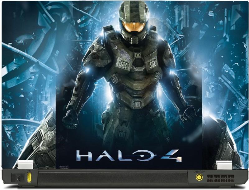 SkinShack Halo 4 Gaming (10.1 inch) Vinyl Laptop Decal 10.1