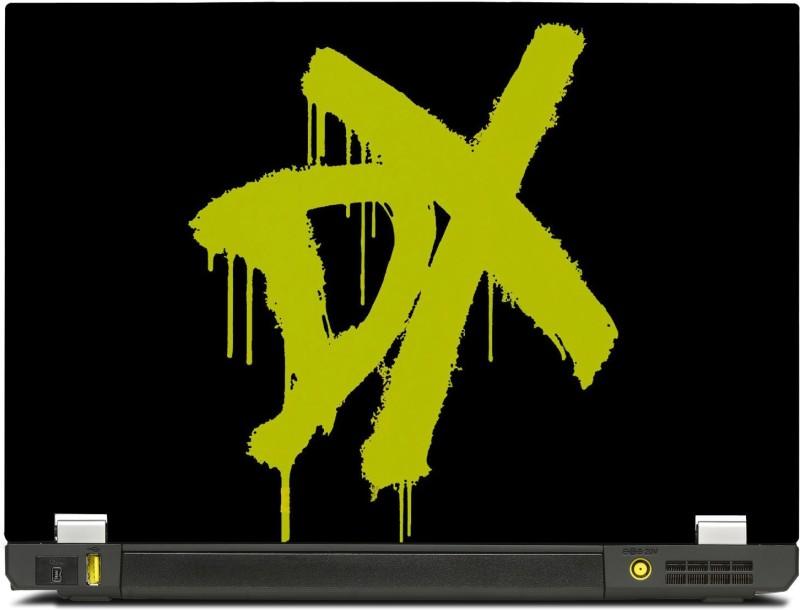 Skinshack New Sparkling Special D generation X Graffiti (11.6 inch) Vinyl Laptop Decal 11.6