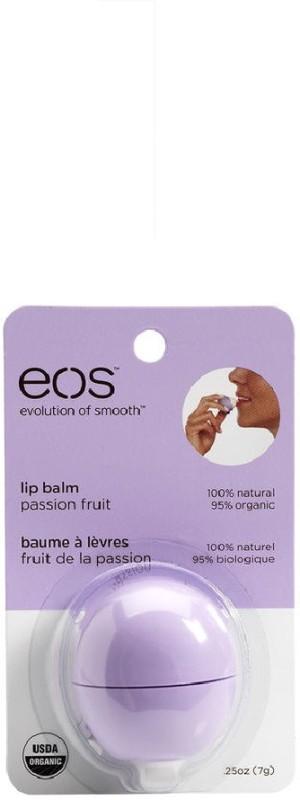 eos Organic Lip Balm Passion Fruit passion fruit(7 g)