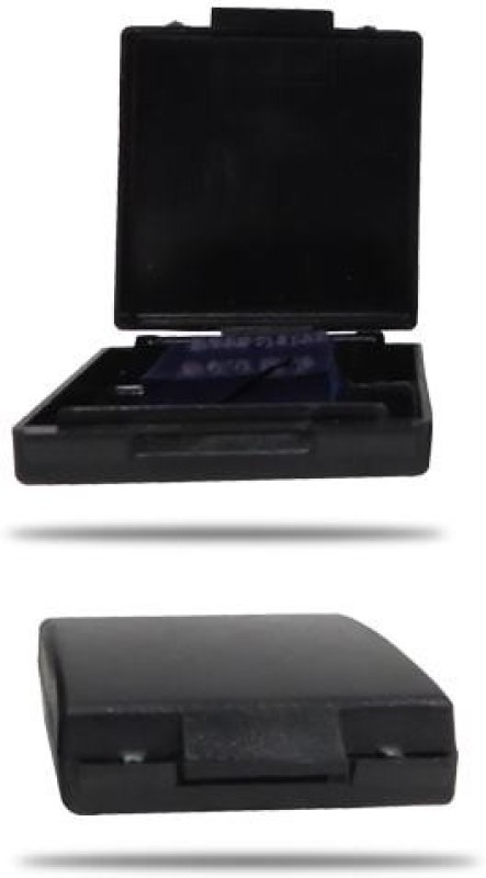 Presto Self Inking Customized Pocket Case Gel Stamp with print-like Impression Size: 33 x 33 mm Self Inking Customized Pocket Case Gel Stamp(33 x 33 mm, Black, Blue, Red, Violet)
