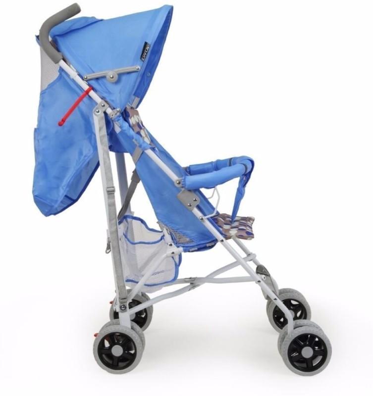 LuvLap Comfy Baby Buggy (Blue)(2, Blue)