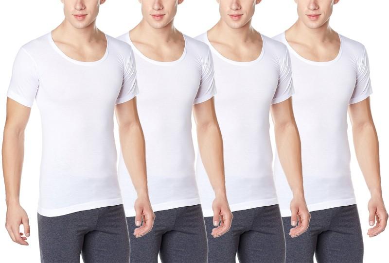 Amul comfy Mens Vest(Pack of 4)