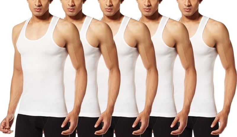 Amul comfy Mens Vest(Pack of 5)