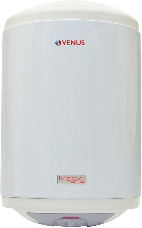 Venus 15 L Electric Water Geyser(White, MEGAPLUS 15EV-WHITE)