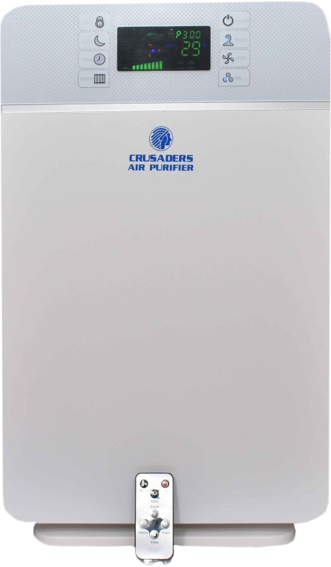Crusaders XJ-2100 Portable Room Air Purifier(White)