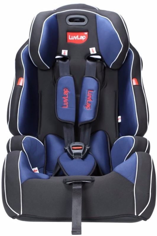 LuvLap Forward Facing Premier Baby Car Seat Blue (9-36kg)(Blue)