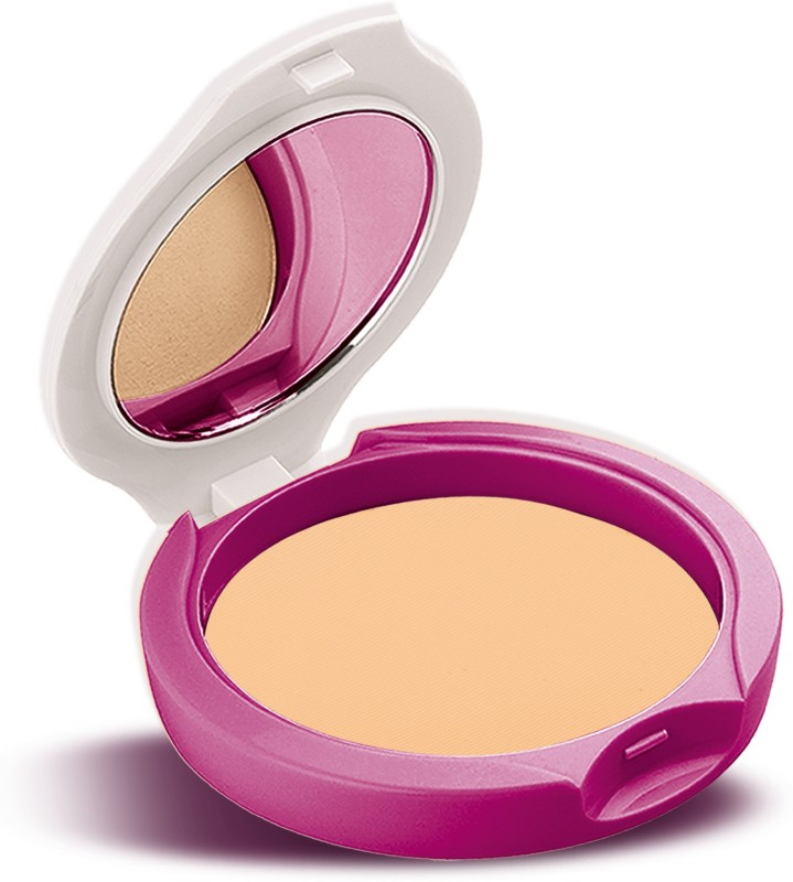 Avon SIMPLY PRETTY SHINE Compact(NATURAL BEIGE)