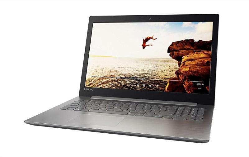 Lenovo Ideapad Core i5 7th Gen - (8 GB/2 TB HDD/DOS/2 GB Graphics) IP 320E-15IKB Laptop(15.6 inch, Platinum Grey, 2.2 kg) image