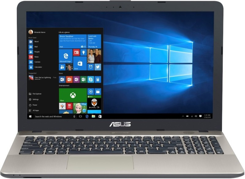 Asus Vivobook Max Core i3 7th Gen - (4 GB/1 TB HDD/Windows 10 Home/2 GB Graphics) A541UV-DM977T Laptop(15.6 inch, Chocolate Black, 1.9 Kg kg)